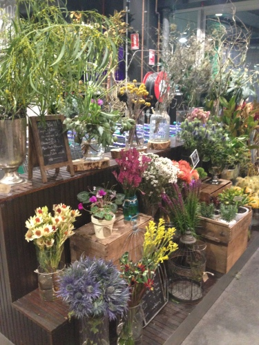 Aboutlife's beautiful flower stall