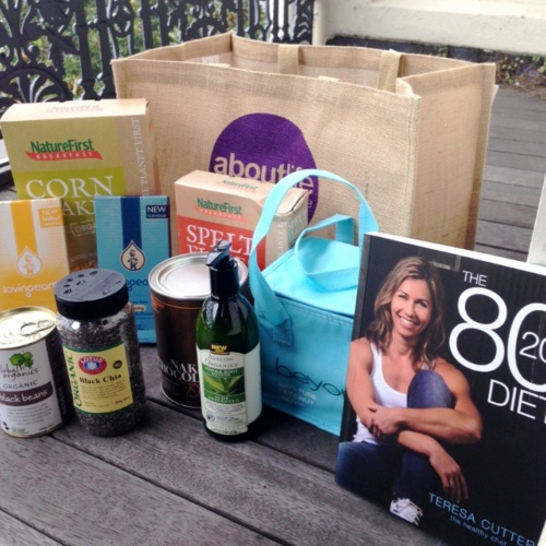 Selection of Aboutlife's favourite goodies